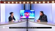 L'invité de la rédaction - 22/02/2018 - Marc MORIN