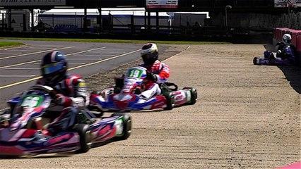 Karting Crashes