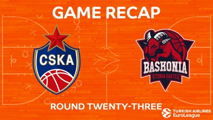 EuroLeague 2017-18 Highlights Regular Season Round 23 video: Valencia 103-99 CSKA
