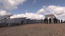 Güneş Enerjisi Santraliyle Yılda 2 Milyon Kilovatsaatlik Enerji Üretilecek