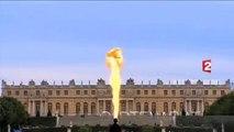 France 2 partenaire des Grandes Eaux nocturnes au Château de Versailles