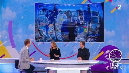 Les GAFA avec Yann Bonnet sur France 2