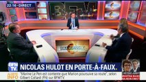 Déchets nucléaires à Bure: Nicolas Hulot en porte-à-faux (1/2)