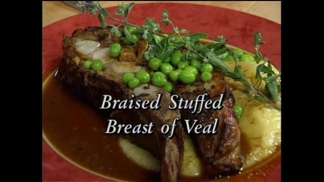 Braised Stuffed Breast of Veal with Jody Adams (In Julia's Kitchen with Master Chefs)