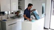L'accumulateur de froid intelligent 2 en 1 : conserve le froid et fabrique des glaçons !