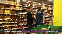 Les salariés de Carrefour pour les Boucles du Coeur