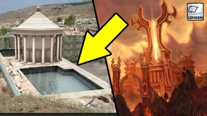 Gateway To Hell Found In Turkey