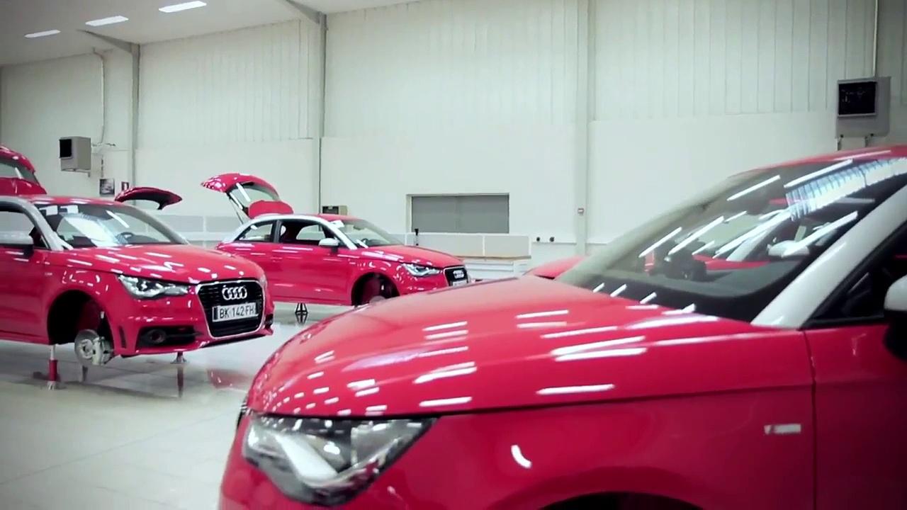 Audi endurance experience – L'Audi A1