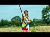 Girl Finds Sword In Lake From Excalibur