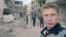 """En Syrie, ce garçon de 15 ans appelle la communauté internationale à agir """"avant qu'il ne soit trop tard"""""""