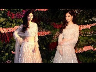 Diana Penty Pretty Looks At Virat Kohli And Anushka Sharma Wedding Reception