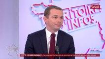 Manuel Valls « reste une voix forte », selon Olivier Dussopt