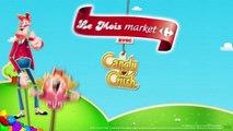 Le Mois Market avec Candy Crush, du 27 Octobre au 22 Novembre ! Des milliers de cadeaux en jeu !
