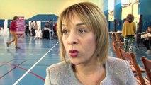 Linda Bouchicha, adjointe Jeunesse, Citoyenneté, Formation, Emploi de la Ville de Martigues.