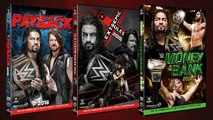 Concours  + Informations DVD Payback/Extreme Rules/Money in the Bank 2016