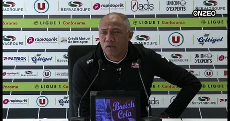 POINT PRESSE (EAG) : AVANT GUINGAMP - METZ