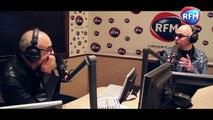 Pascal Obispo sur RFM parle de la relation père-fils entre Johnny Hallyday et son fils David