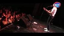 Vianney chante Je m'en vais au RFM Music Live de Paris