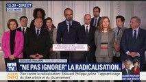 """Radicalisation: """"Ce combat l'Etat ne pourra pas le gagner sans les musulmans de France"""", rappelle Edouard Philippe"""