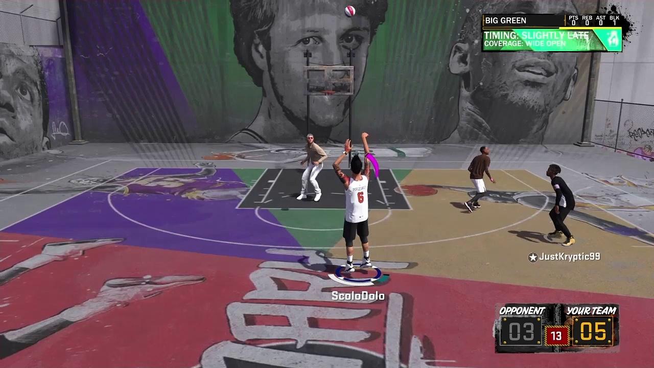 NBA 2K18 ScoloDolo Highlights