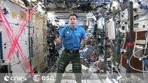 Thomas Pesquet et les dangers de la station spatiale internationale