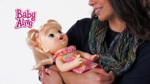 Toys''R''Us présente Sarah Ma poupée Gourmande de Hasbro