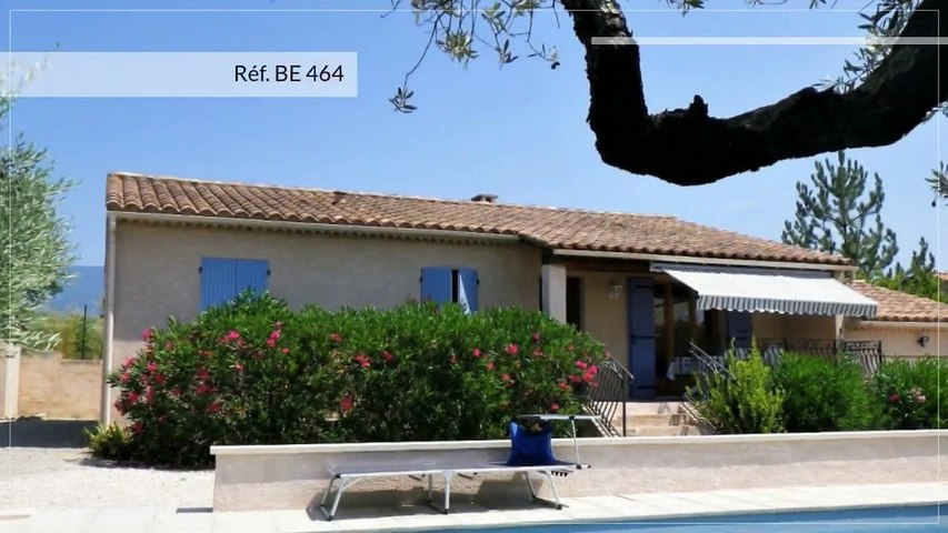 A vendre - Maison/villa - Mormoiron (84570) - 4 pièces - 95m²