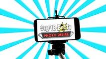 Toys''R''Us présente Selfie Booth Photo Délire