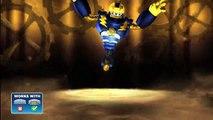 ToysRUs présente Skylanders Giants - Figurine Géante Bouncer Legendaire - Seulement chez ToysRUs