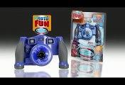 Toys R Us présente Appareil photo numérique photo fun + 30 jeux