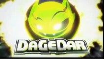 Toys R Us présente Circuit Battle Jump + 1 sphère Dagedar