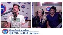 Le Bret Du Faux sur RFM / Mercredi 31 Mai 2017