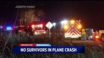 No Survivors After Small Plane Crashes in Indiana