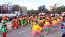 65° Edizione del Carnevale di Manfredonia - Sfilata delle Meraviglie - 04/02/2018