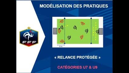Principe de la relance protégée U7 et U9 - FFF