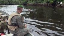 la nage - L'armée française dans l'enfer de la jungle - Lundi 26 février à 21h sur C8