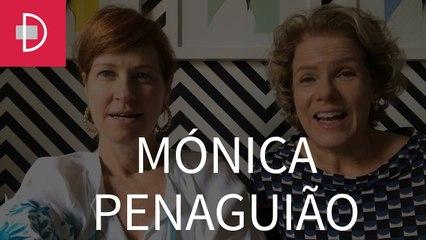 Zize Zink e Graça Salles visitam em Portugal a designer de interiores Mónica Penaguião