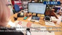 Foire du Livre de Bruxelles : La fabrication d'un livre - Mise en page et Impression