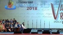 CANTORA DAMARES NO CONGRESSO DA UMADEB 2018 ( LOUVOR GOSPEL )