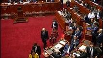 Peru's president survives bribery impeachment
