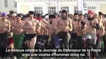 Le Bélarus célèbre la Journée du Défenseur de la Patrie