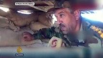 Multiple frontlines in fight against ISIL in Syria's Deir Az Zor