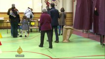 Voting underway in French presidential election