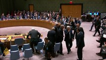 Abbas calls for international peace conference at UNSC