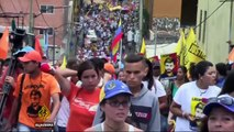 Venezuelan protesters demand release of political prisoners