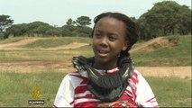 Meet Zimbabwe's 12-year-old female motocross rider