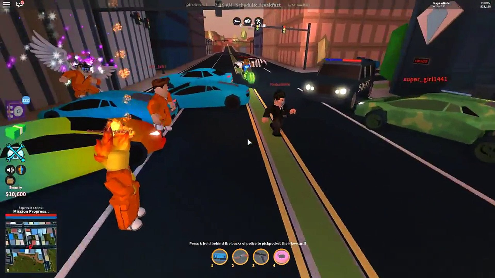 Collecting Huge Bounties Roblox Jailbreak Dailymotion Video