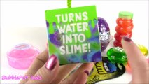 ♥ New SLIME Review! Amazing SLIME BATH BOMB! Sprinkle Jelly Cube SLIME! Glitzi Slime Egg! Putty! FUN