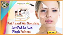 Best Natural Skin Nourishing Face Pack for Acne, Pimple Problems