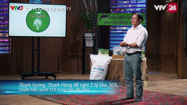 THƯƠNG VỤ BẠC TỶ TẬP 16 FULL HD l Shark Tank Việt Nam l SHARK VƯƠNG VÀ THƯƠNG VỤ -I AM VƯƠNG - SHARK TANK VIỆT NAM